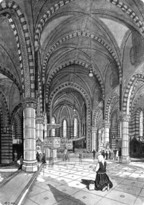 katedrala_sarajevo_1931_crtez_gabrijel_jurkic