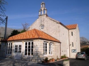 Crkva sv. Marije Magdalene -Mandaljena